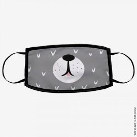Mascarilla Felino Personalizada 17