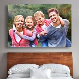 Retrato Familiar