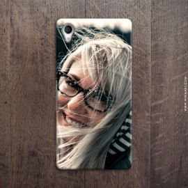 Funda Sony Xperia M4 Aqua personalizada