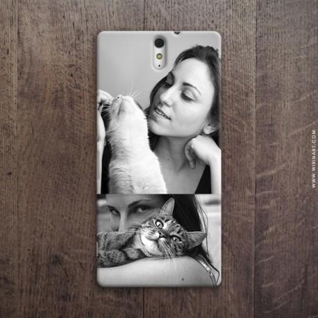 Fundas Sony Xperia C5 Ultra Dual Personalizadas